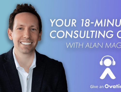 Your 18-Minute Consulting Call with Alan Magee