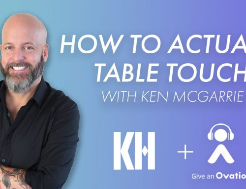 How To Actually Table Touch with Ken McGarrie