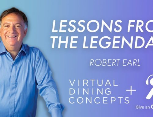 Lessons From The Legendary Robert Earl